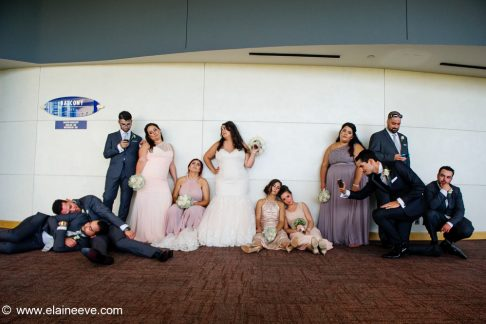 Mississauga Convention Centre Wedding